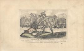 Massacre Of The Christian Indiana