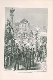 Napoleons Funeral Procession