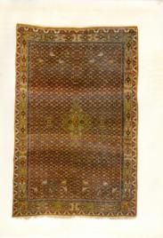 Rug Woven For A Pilgrims Offering At Mecca
