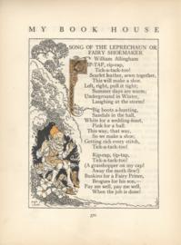 Song Of The Leprachaun Or Fairy Shoemaker