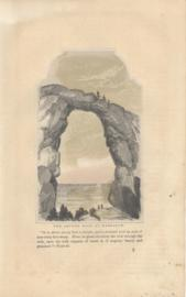 The Arched Rock At Mackinaw