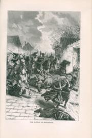 The Battle of Montmirail