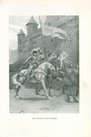 The Capture of the Tourelles